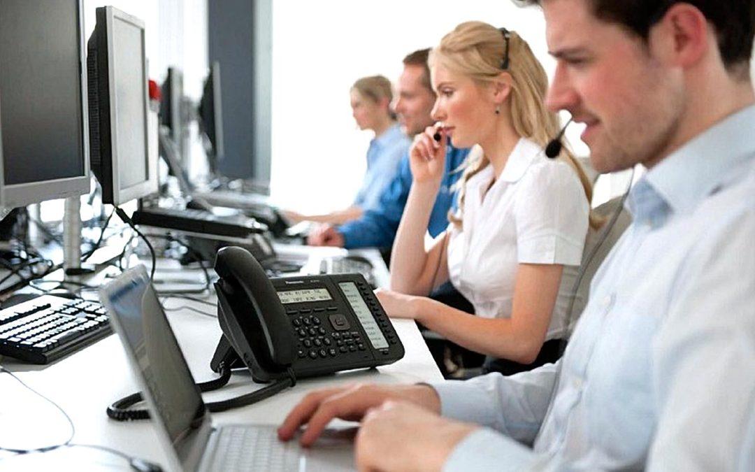 Typy callcenter