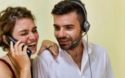 Telemarketing vs. telefonní komunikace