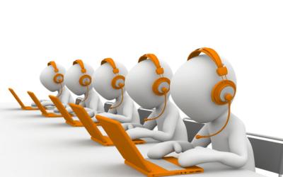 Outsourcing callcentra